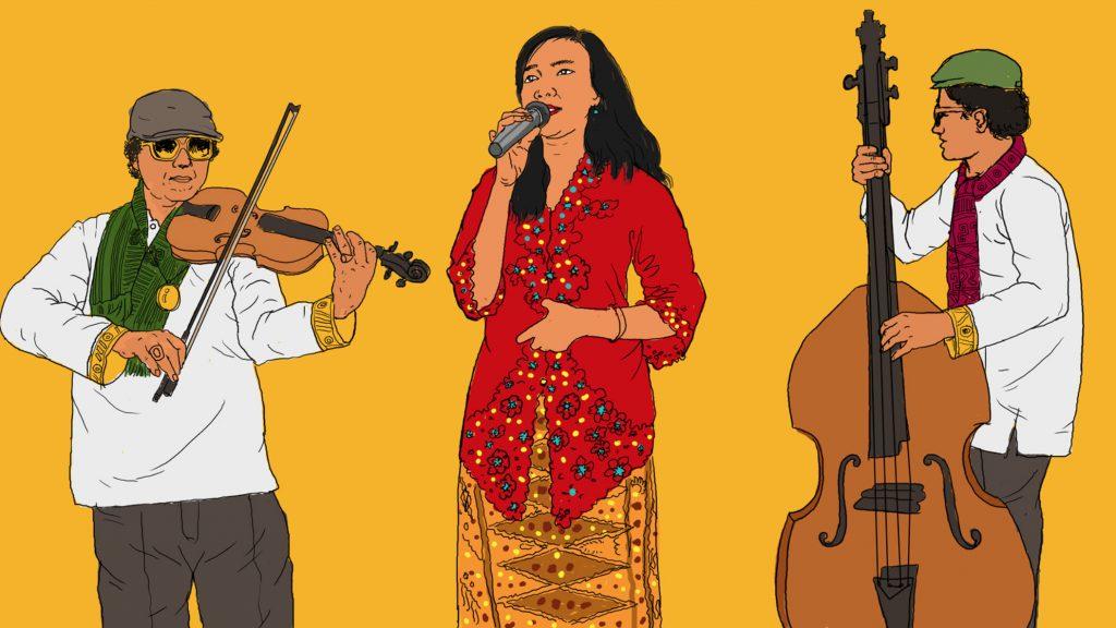 Sejarah Musik Keroncong1